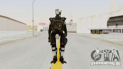 TitanFall Spectre для GTA San Andreas второй скриншот