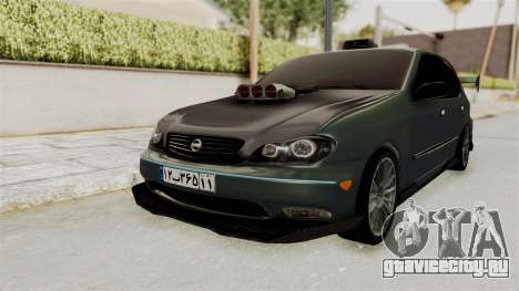 Nissan Maxima Tuning v1.0 для GTA San Andreas