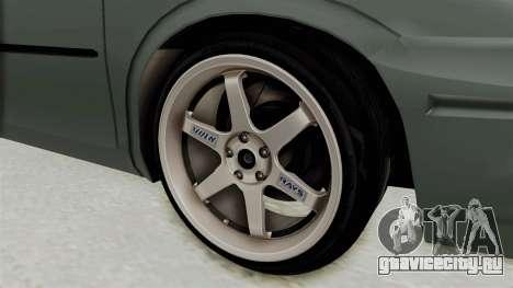 Chevrolet Corsa Wagon Tuning для GTA San Andreas вид сзади