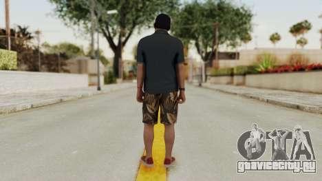 GTA 5 Michael v2 для GTA San Andreas третий скриншот