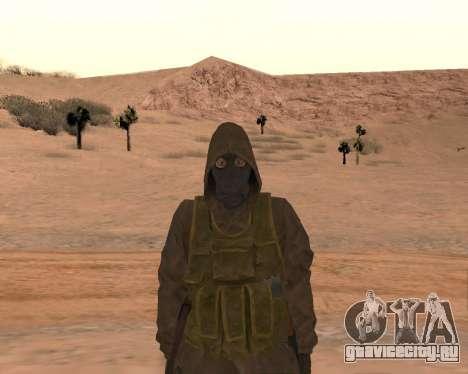 Soviet Sniper для GTA San Andreas шестой скриншот