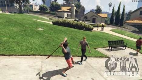 Weapon Variety 0.9 для GTA 5 пятый скриншот