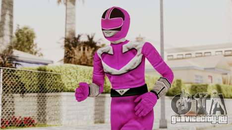 Power Rangers Time Force - Pink для GTA San Andreas
