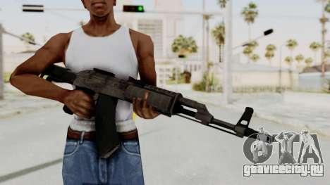 RSPN-101 (R-101C) для GTA San Andreas третий скриншот