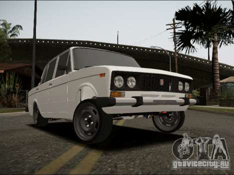 BA3 2106 АВТОС для GTA San Andreas
