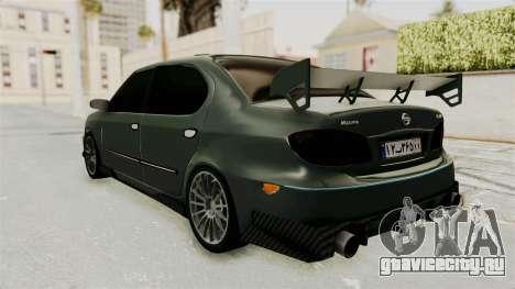 Nissan Maxima Tuning v1.0 для GTA San Andreas вид слева