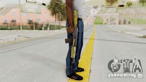 IOFB INSAS Camo v1 для GTA San Andreas третий скриншот