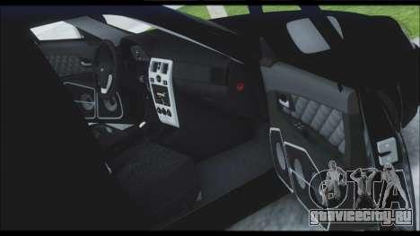 Lada Priora Sedan для GTA San Andreas колёса