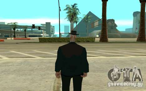 Аист для GTA San Andreas второй скриншот
