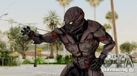 Mass Effect 3 Collector Male Armor для GTA San Andreas
