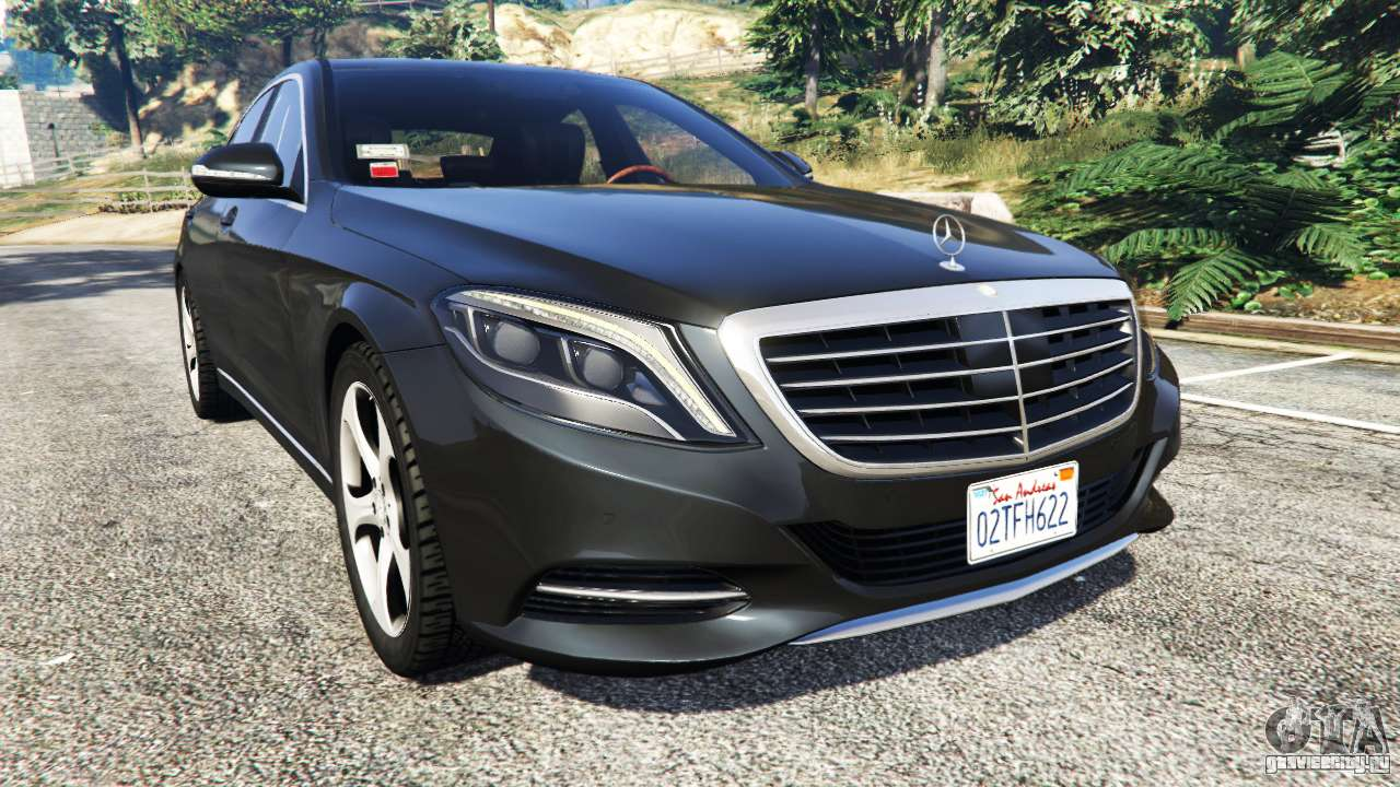 Mercedes benz s500 gta 5 for Mercedes benz gta