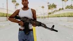 AK-47 Modern для GTA San Andreas