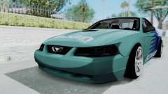 Ford Mustang 1999 Drift Falken для GTA San Andreas
