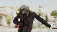 MGSV Phantom Pain SKULLFACE No Hat