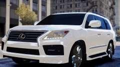 Lexus Lx 570 2014 sport