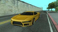 BlueRay's V9 Infernus для GTA San Andreas