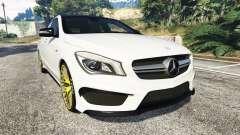 Mercedes-Benz CLA 45 AMG [HSR Wheels]