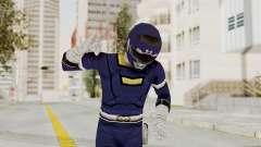 Power Rangers Turbo - Blue для GTA San Andreas