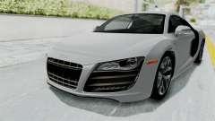 Audi R8 V10 2010 для GTA San Andreas