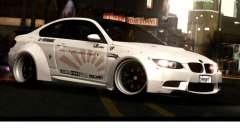 БМВ м3 Е92 свободы ходить производительности фунт для GTA San Andreas