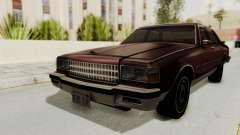 Chevrolet Caprice 1987 v1.0