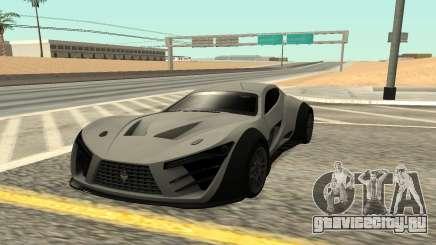 Felino CB7 для GTA San Andreas