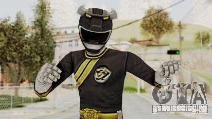 Power Rangers Wild Force - Black для GTA San Andreas
