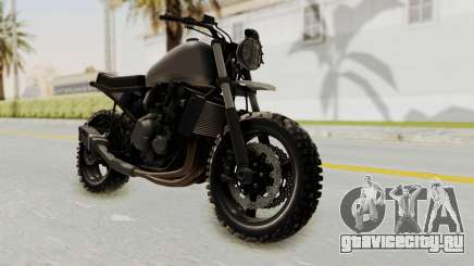 Mad Max Inspiration Bike для GTA San Andreas
