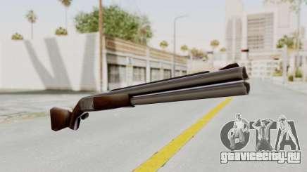 Liberty City Stories Shotgun для GTA San Andreas