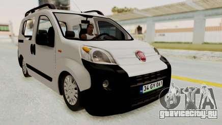 Fiat Fiorino 2014 для GTA San Andreas