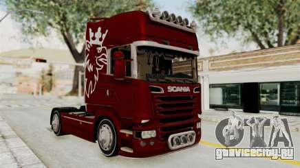 Scania R730 для GTA San Andreas