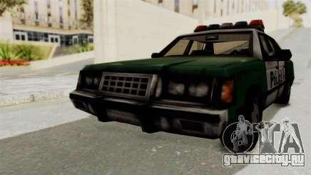GTA VC Police Car для GTA San Andreas