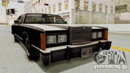 GTA 5 Dundreary Virgo SA Lights для GTA San Andreas