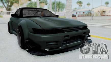 Nissan Sileighty Rocket Bunny для GTA San Andreas