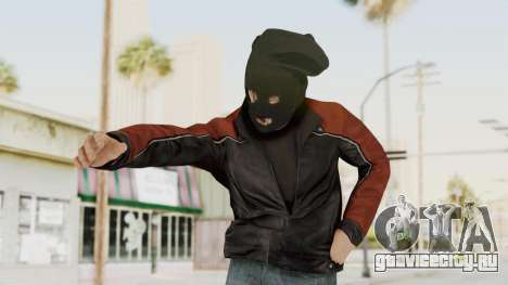 GTA 5 DLC Heist Robber для GTA San Andreas