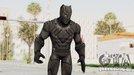 Captain America Civil War - Black Panther для GTA San Andreas