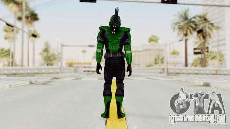 Cyber Reptile MK3 для GTA San Andreas третий скриншот