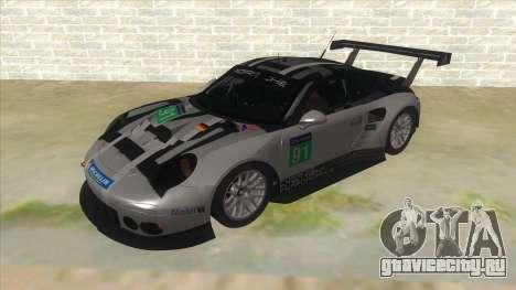 2016 Porsche 911 RSR для GTA San Andreas