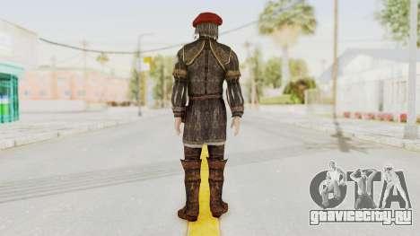 AC Brotherhood - Leonardo Da Vinci Fixed для GTA San Andreas третий скриншот