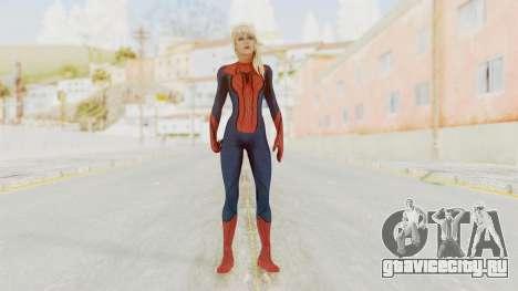 Spider-Girl для GTA San Andreas второй скриншот