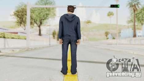 Captain America Civil War - Peter Parker для GTA San Andreas третий скриншот