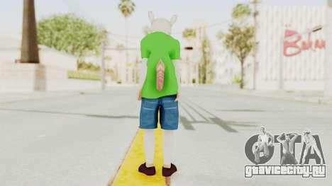 Rat Kid для GTA San Andreas третий скриншот