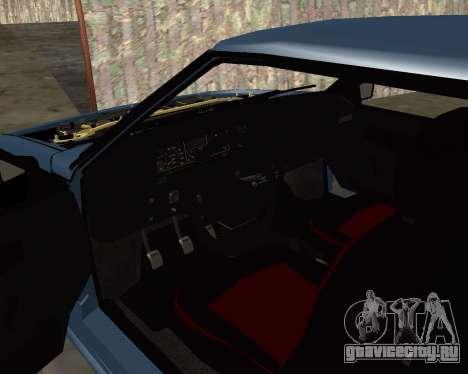 VAZ 2108 для GTA San Andreas колёса