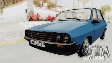 Dacia 1310 MLS 1988 Stock для GTA San Andreas вид справа
