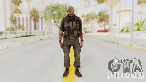 COD Black Ops 2 Hudson Commando для GTA San Andreas второй скриншот