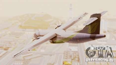 ATR 72-500 MASwings для GTA San Andreas вид справа