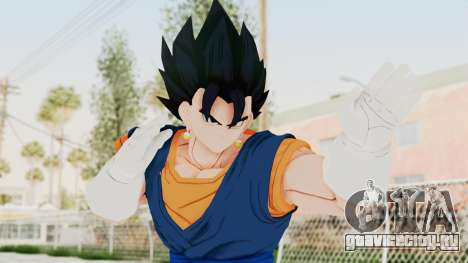 Dragon Ball Xenoverse Vegito SJ для GTA San Andreas