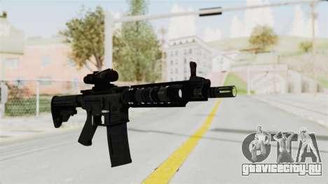M4A1 SWAT для GTA San Andreas