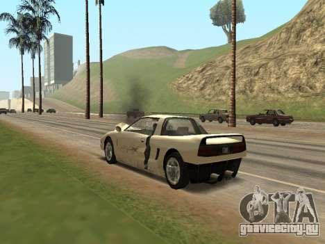 ANTI TLLT для GTA San Andreas девятый скриншот