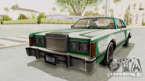 GTA 5 Dundreary Virgo Classic Custom v3 IVF для GTA San Andreas